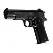 """Пневматический пистолет """"UMAREX"""" """"Colt Government 1911"""", черный/пластик"""