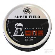 Пульки пневматические RWS Superfild