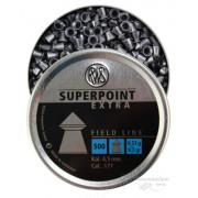 Пульки пневматические RWS Superpoint Extra