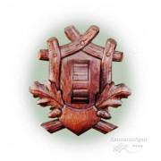 Медальон для клыков кабана
