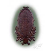 Медальон под череп оленя