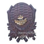 Медальон под клыки кабана