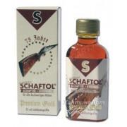 Масло Premium для обработки дерева Schaftol, бесцветное 75 мл