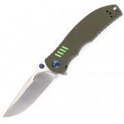 Нож Firebird by Ganzo F7511 зеленый (G7511-GR)
