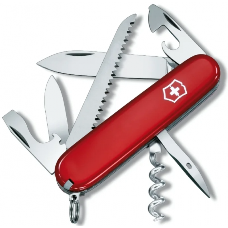 Складной нож с инструментами Victorinox Camper 1.3613, 13 функций