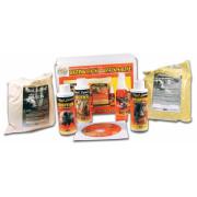 Набор приманок Buck Expert с солью на кабана + CD. 51PS