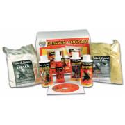 Набор охотничьих приманок Buck Expert на лося с солью + DVD