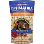 Приманка PROHunterFisher для диких животных, вкус ОРЕХОВО-ЯГОДНЫЙ (кабан, олень, медведь)