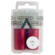 Фальшпатрон алюминиевый к-р 12 в блистере Advance, комплект - 2шт., 910.0012
