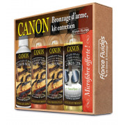 Набор для ухода за оружием Canon (CANON Net, Noir, Pro и салфетка)