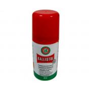 Масло оружейное, универсальное Ballistol, спрей, 25 мл