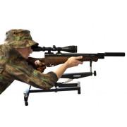 Универсальный регулируемый стрелковый ложемент Deben PRO Benchrest