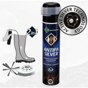 Нейтрализатор запаха для обуви ANTIPA SILVER, 200 мл