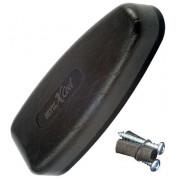 Затыльник приклада Hi-Viz X-Coil Sporting для спортивного оружия. Размер M. Цвет чёрный