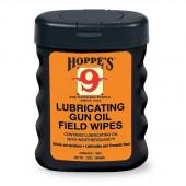 Cалфетки Hoppe`s для чистки и смазки оружия