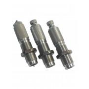 Комплект из трех матриц Lyman Deluxe для калибра 22-250 Rem