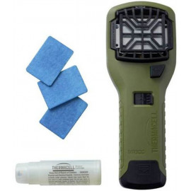 Портативное устройство для защиты от комаров Thermaсеll MR-300, цвет Olive