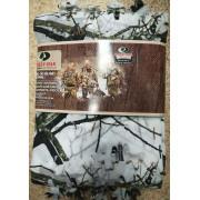 Материал камуфляжный 3D Mossy Oak для создания засидки