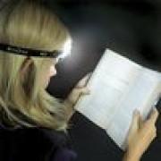 Налобный фонарик TaskLit LED Headlamp