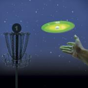 Светящаяся насадка на летающий диск Hole-In-One - Disc Golf Disc LED Light
