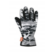 Gloves plain перчатки 171 camouflage black