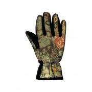 Gloves plain перчатки 230 tag orange