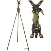 Опора-трипод для ружья Primos Trigger Stick™ Gen3 (3 ноги), 61-157 см., 65815M