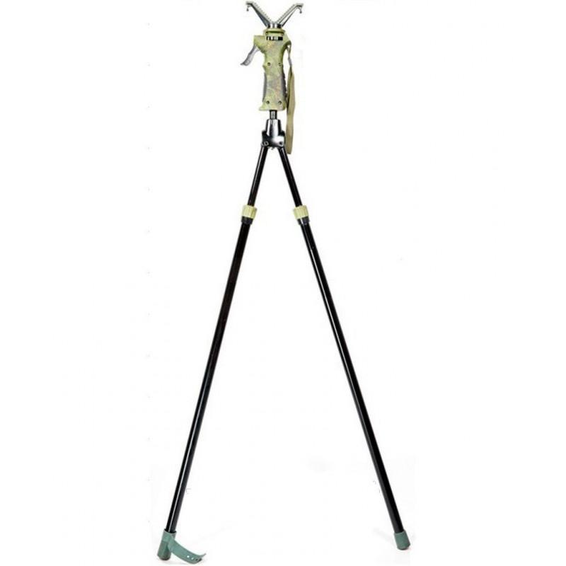 Телескопический бипод-упор для стрельбы FD Quick-Stick Gen. 3