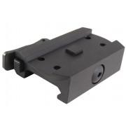 Кронштейн Holosun быстросъемный, низкий на Weaver/Picatinny для моделей HS403G/GL, HS503FL, HS503GU