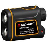 Лазерный дальномер на 1000 метров, SNDWAY SW-1000A