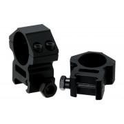 Кольца Leapers AccuShot 25,4 мм на WEAVER, STM, средние