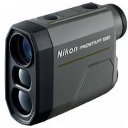 Дальномер Nikon PROSTAFF 1000, замер 5-910м., метры/ярды, без подсв., кратность х6, IPX4