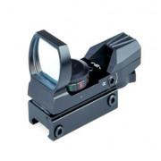 Коллиматор Target Optic 1x33 открытого типа на призму 11 мм