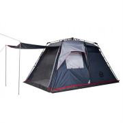 Большая полуавтоматическая кемпинговая палатка FHM Polaris 4, polaris-4