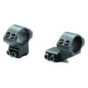 Небыстросъемные разд. кольца SportsMatch-UK на призму 9.5-11 мм, 30 мм, с выносом пер. ноги 46 мм