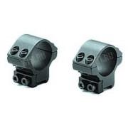 Небыстросъемные раздельные кольца SportsMatch-UK на призму 9.5-11 мм, 25.4 мм, 13 мм