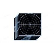 Мишени ACCU-BLUE Splatter Targets, размер 205х205 мм от DO-ALL (упаковка 5 шт.)