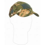 Бейсболка UF PRO Base Cap, камуфляж SloCam
