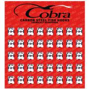 Крючки Cobra Allround (стенд с крючками), 400шт.