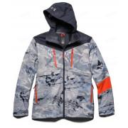 Куртка UNDER ARMOUR Hydro Armour, камуфляж Ridge Reaper Hydro