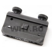 Быстросъемный кронштейн Suhl Aimpoint Micro на планку 6.8-8.5 мм