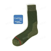 Термоноски Coolmax, зеленые