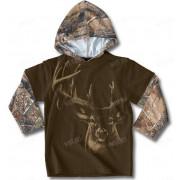 Толстовка подростковая BUCK WEAR Tough Deer