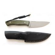 """Нож """"Бобр"""", рукоять G10, сталь N690"""