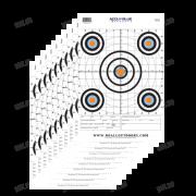 Мишени ACCU-BLUE Targets Range, размер 30х46 см от DO-ALL (упаковка 10 шт.)
