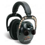 Активные наушники WALKER`S Elite Power Muff Digital Quad, 4 микрофона, независимый эквалайзер