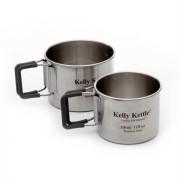 Набор чашек Kelly Kettle Camping Cup Set (350 & 500 мл)