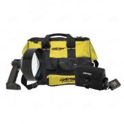 Комплект LightForce Enforcer Walkpack с прожектором 170 мм, свинцовым аккумулятором и сумкой