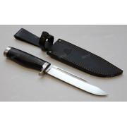 """Нож """"Аскет"""", рукоять граб, сталь К360"""