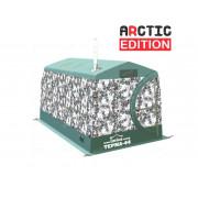 """Мобильная баня/палатка универсальная всесезонная ТЕРМА-44 кам. (печь """"Миди"""" в комплекте)"""